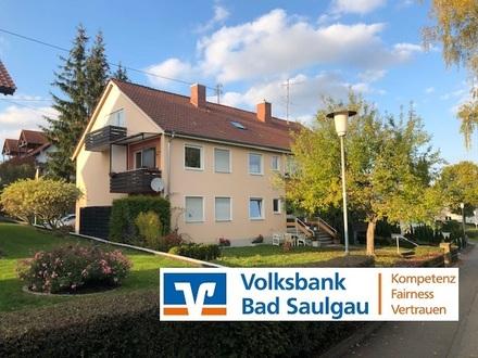 +++ attraktive Kapitalanlage +++ gepflegtes 5-Familienhaus in Sigmaringen-Laiz