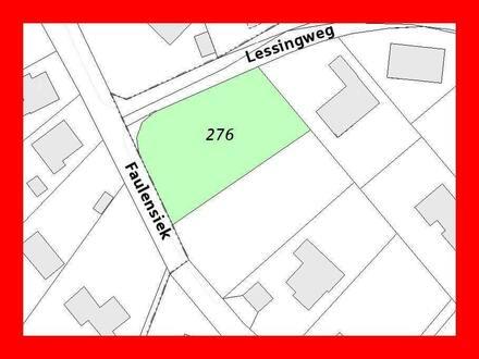 Attraktives Grundstück in Südhanglage