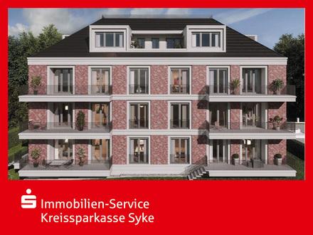 +++ Villa Focke/Tradition trifft moderne/Exklusive Neubauwohnung +++