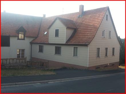 EFH in Kredenbach mit Werkstatt und Nebengebäude