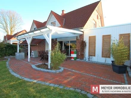 Moderne Doppelhaushälfte in Oldenburg- Ofenerdiek (Objekt-Nr.: 5856)