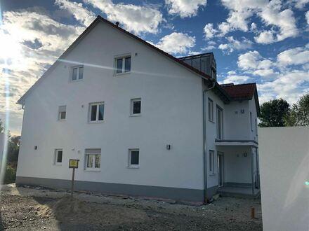 Neubau 2 - Zimmer DG Wohnungen in Michalesbuch !