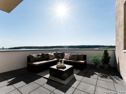 Sang ONE - Modernes Penthouse mit viel Tageslicht, 2 Dachterrassen