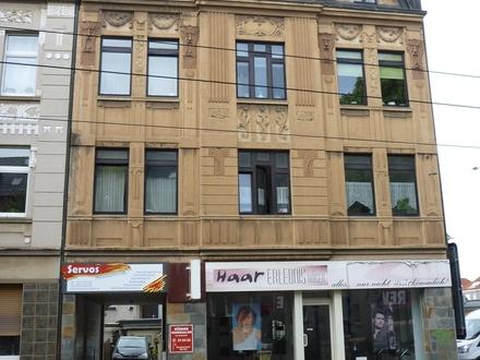 Gepflegtes Mehrfamilienhaus mit 2 Gewerbe- und 6 Wohneinheiten in Dortmund-Körne zu verkaufen