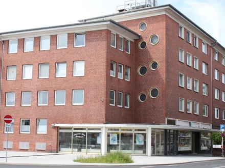 Hochwertige Wohnung im 1. Obergeschoss am Bismarckplatz