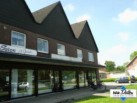 Wohn- und Geschäftshaus in der Gemeinde Ovelgönne