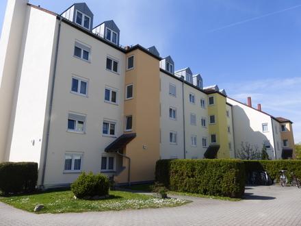 Gemütliche 1-Zimmer-Erdgeschosswohnung in Bayreuth