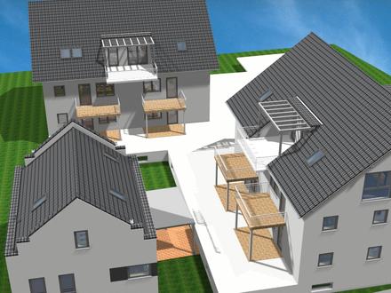 Baugrundstück mit genehmigter Planung für 11 Wohneinheiten in Alzenau (OT)