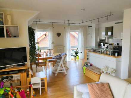 Schöne 4 Zimmer Maisonette Wohnung in Paderborn (Elsen)