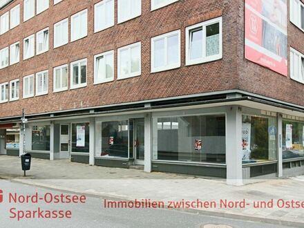 Gewerbeeinheit im Herzen Flensburgs zu vermieten!