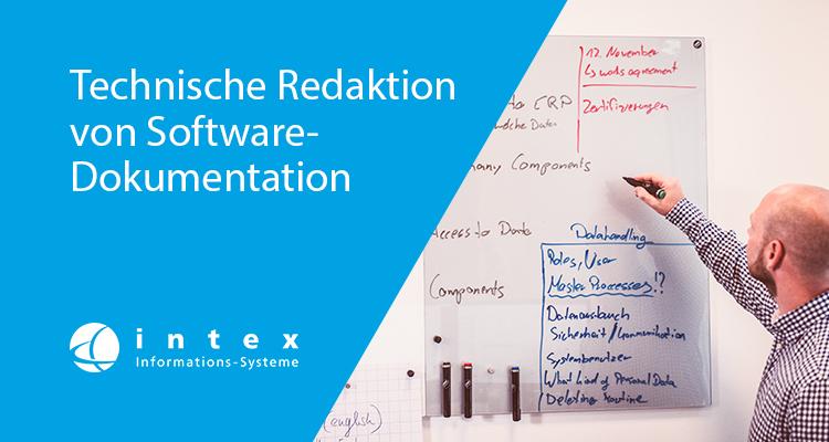 Technische Redaktion von Software-Dokumentation