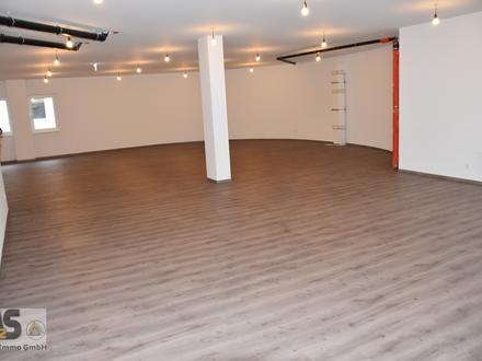 ERSTBEZUG - 192 m² Büro- u. Geschäftslokal im EG, in Top-Lage an der B1 in Wals, bei A1-Auffahrt