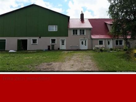 Resthof mit 2 Wohnungen in Alleinlage ;25821 Dörpum Feld