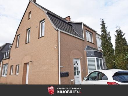Alt Osterholz / Helle 3-Zimmer-Wohnung mit Dachterasse