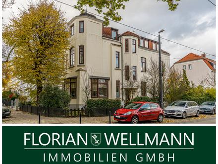 Bremen - Bürgerpark | Geräumige, wertig ausgestattete und top-gepflegte 3-Zimmer-Altbauwohnung