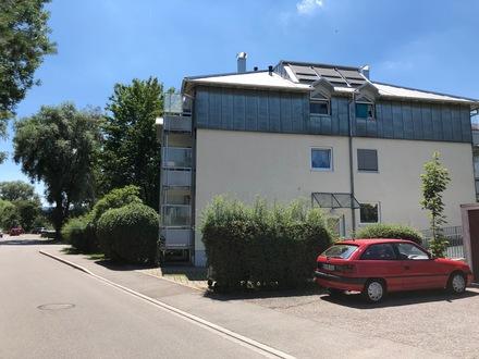 3 Zimmer Wohnung mit Südbalkon, Erker und Tiefgaragenstellplatz