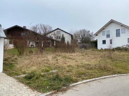 *** Traumhaftes Baugrundstück in gefragter Lage in Gauting-Unterbrunn ***