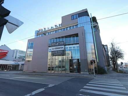 Moderne Büroflächen im Zentrum von Linz zu vermieten