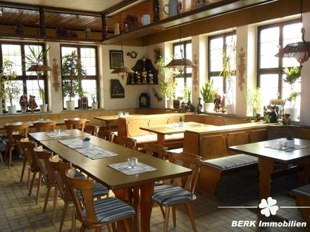 BERK Immobilien - sanierungsbedürftiges Gasthaus sucht Handwerker oder Investor - Nutzung vielseitig