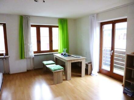 1-Zimmer-Appartement im Zentrum von Immenstadt