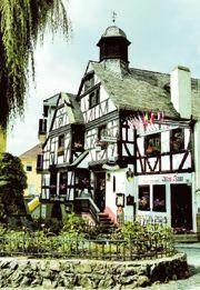 Historisches Altes Haus - Rheinsteig-Hotel Gästehaus