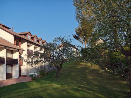 Gepflegte Hotelanlage im Kurhessischen Bergland