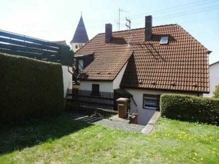 Hobby-Handwerker aufgepasst - Großes Haus mit kleinem Garten mitten in Herbrechtingen