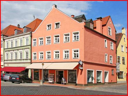 Attraktives Stadthaus in reizvoller Innenstadtlage!