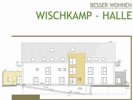Barrierefreie 3-Zimmer Wohnung im Zentrum von Halle (Westf.)