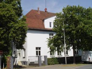1-Zimmer-Wohnung im EG in Bahnhofsnähe mit Einbauküche