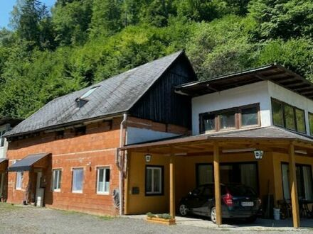 Immobilie zum Renovieren, 7 km südöstlich Bad St. Leonhard