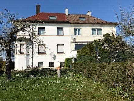 Doppelhaushälfte Südhanglage