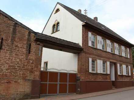 Historischer Gutshof in Mörsfeld - Nähe Alzey/Bad Kreuznach