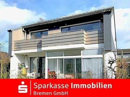 Schickes Einfamilienhaus in ruhiger und grüner Lage von Lilienthal-Butendiek