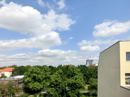 1 Monat mietfrei - City-Wohnung mit Stadtpark-Blick!