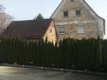 Wohn- und Gewerbeanwesen im Zentrum von Bobingen