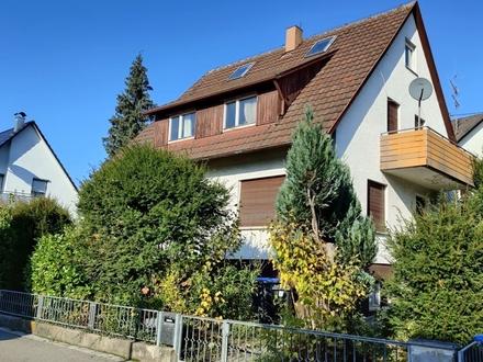 ``Handwerker aufgepasst - Stark renovierungsbedürftiges EFH in ruhiger Lage von Aichtal/Neuenhaus``