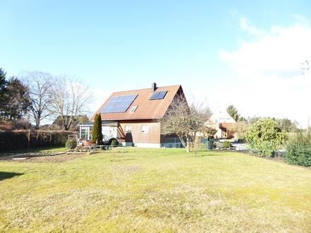 - RESERVIERT - Geräumiges Landhaus mit Solar/Photovoltaik Nähe Kulmbach/Bayreuth/Bamberg