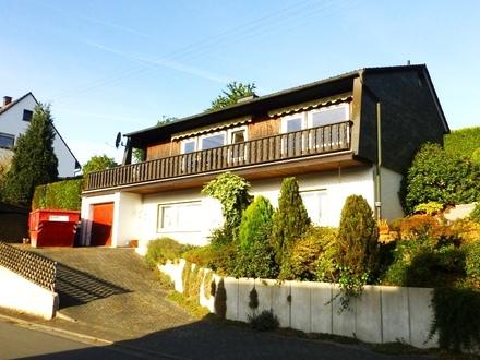 +++ Gepflegtes Einfamilienhaus in ruhiger Wohnlage von Flammersbach +++
