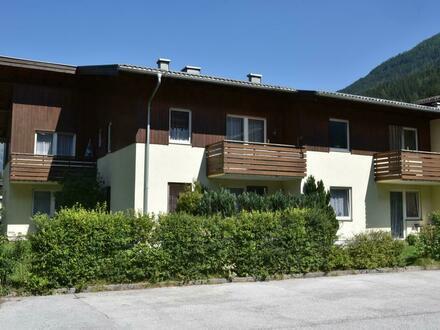 Geförderte 2-Zimmer Erdgeschoßwohnung mit Terrasse in Böckstein! Mit hoher Wohnbeihilfe