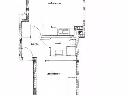 2-Zimmer-Whg. - Alte Neustadt
