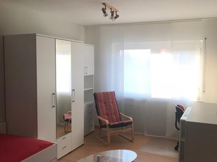 Möbliertes 1-Zimmer Apartment mit separatem Eingang