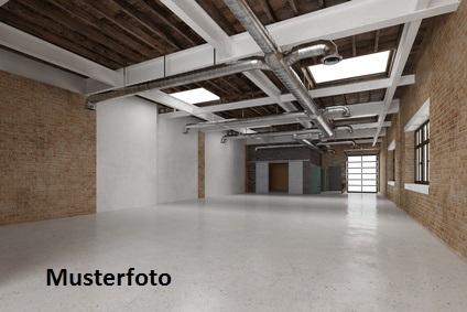 Werkstatträume - Versteigerungsobjekt -