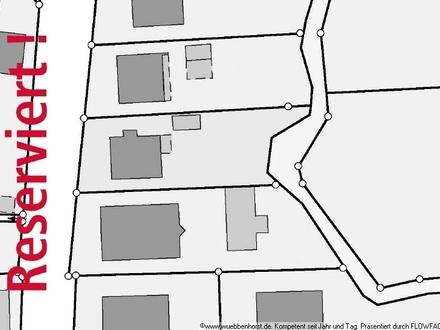 Attraktives Mehrfamilienhausgrundstück in Donnerschwee