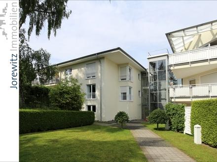 Bielefeld Sieker-Schweiz: Schicke 3 Zimmer-Wohnung mit 2 Balkonen
