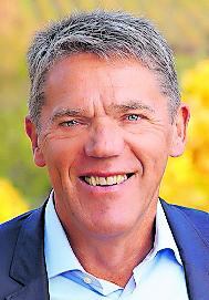 Ortsbürgermeister Karl Schäfer