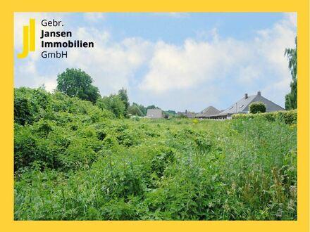 Keine Käuferprovision! Großzügiges Baugrundstück in zentrumsnaher Lage von Barßel!
