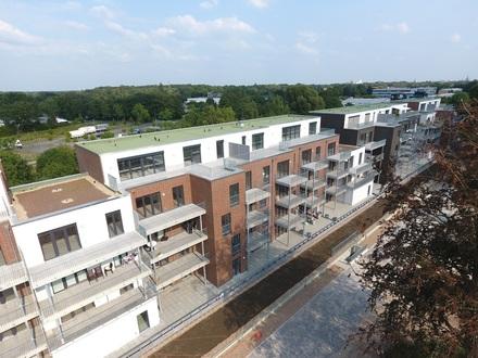 """Das neue Quartier """"Wechloyer Tor"""" in Nachbarschaft zur Uni Oldenburg."""