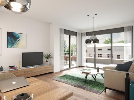 Penthouse Wohnung mit Sonnengarantie Whg B09