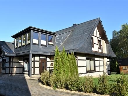 Innerstädtisches Wohnen mit Landhaus-Flair